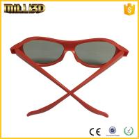 Quality china price majestic cinema 3d glasses for adult passive lens for sale