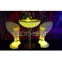 Wholesale Rain Proof Led Light Furniture Led Bar Table Party Decorative from china suppliers