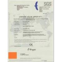 Beijing Sinovo International & Sinovo Heavy Industry Co.Ltd. Certifications