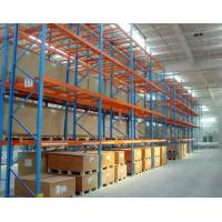 Wholesale Warehouse Storage Heavy Duty Pallet Racking Every Layer Equipped with Pallet Support Bars from china suppliers