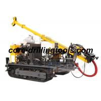 Buy cheap Split Type Hydraulic Rotary Drilling Rig / Diamond Core Drill Rig 66 kw from wholesalers