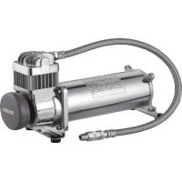 Wholesale Portable Chrome All Ride Air Suspension Pump Car Tuning 12V  40A For Off Road Vehicles from china suppliers