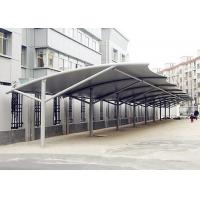 Quality Outdoor PDFE Car Canopy Tents , Car Awning Shelter For Vehicle Parking for sale