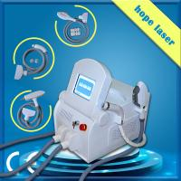 Quality RF nd yag laser multifunction beauty machine tattoo / Wrinkle removal for sale