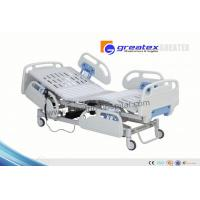 Quality GT-BE1005 Three function motorized patient electrical adjustable beds for sale
