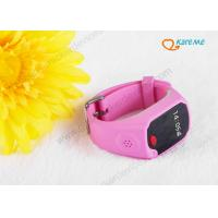 Wholesale Personal GPS Tracker GPS Phone Watch With GPS LBS Locating For Child / Elderly from china suppliers