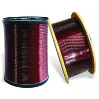 Wholesale Insulated Enamelled Aluminium Magnetic Wire for motors with Winding performance from china suppliers