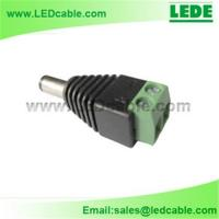Wholesale DC plug with Screw Mount, DC adapter from china suppliers