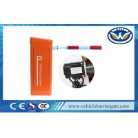 Wholesale Automated Road Parking Boom Gates , Servo Motor Boom Gate Barrier high speed from china suppliers
