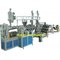 Wholesale Transparent / Colored Roll PE PS PET PP Sheet Extrusion Machine For Forming Cups from china suppliers
