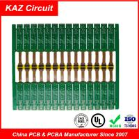 Wholesale 2 Layer PCB Board FR-4&PI ENIG Rigid Flex Circuit Board 1.6 Mm 1 Oz Copper from china suppliers