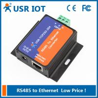 Wholesale [USR-TCP232-204] RS485 to TCP IP Ethernet module Converter, TCP/UDP from china suppliers