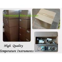 Wholesale 300℃ Oven Temperature Controller , 200mA Oven / Capillary Thermostat from china suppliers