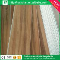 Quality luxury floor tile pvc vinyl flooring sand look flooring tile with CE for sale