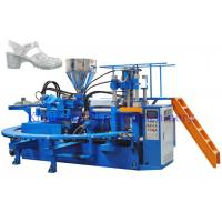 Wholesale Automatic Shoe Injection Molding Machine For PVC Melisa Sandal 12 Stations from china suppliers