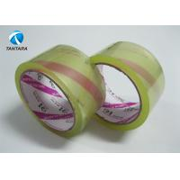 Wholesale Super Clear Crystal Bopp Packing Tape with custom LOGO Printing from china suppliers