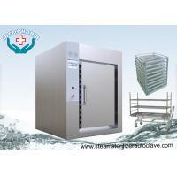 Buy cheap SS316L Chamber Steam Pass Through Autoclave With PT-100 Temperature Sensor from wholesalers