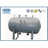 Wholesale Non Toxic Floor Standing Boiler Steam Drum For CFB Boiler Corrosion Resistance from china suppliers