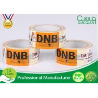 Wholesale Custom Printed Carton Sealing Tape Designer Packaging Tape For Advertisement from china suppliers