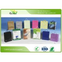 Wholesale Hot Foil Stamping Custom Printed Paper Bags for Shopping Mall / Supermarket from china suppliers