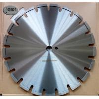 Buy cheap 350mm diamond Concrete cutting saw blade : Laser Loop saw blade from wholesalers