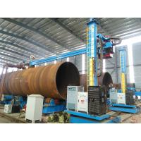 Wholesale Cylinder Welding Turning Rolls , Heavy Duty Pipe Rotators for Welding from china suppliers