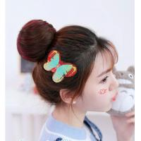 Wholesale Custom Designs Baby Girls Hair Velcro Pad , Newborn Velcro Hair Bows from china suppliers