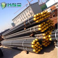 China Down The Hole Drilling Tools For Water Well Drilling DTH Drill Pipes API Regular Thread / F Thread on sale