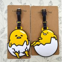 Wholesale Logo printed cheap 3D soft pvc luggage tag for promotion from china suppliers