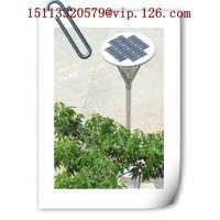 Wholesale 12W/12V High Power LED Solar Garden Lamp from china suppliers