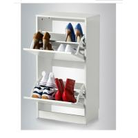 Wholesale White Shoe Rack Storage Cabinet from china suppliers