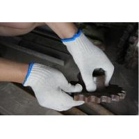 Wholesale 10 gauge natural white cotton gloves from china suppliers