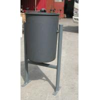 Wholesale Round Metal Trash Bin from china suppliers