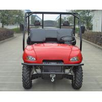 Wholesale Front / Rear Disc Brake Gas Utility Vehicles 800CC Fully Automatic 2WD / 4WD from china suppliers