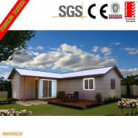 Wholesale high quality light steel villa modular homes design 63sqm prefab house from china suppliers