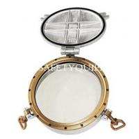Wholesale ship A60 fireproof steel bolted side scuttle/portholes from china suppliers