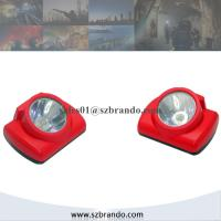 Buy cheap High-performance Lithium Battery LED Cordless Mining Cap Lamps in Underground  KL6-C 13000lux from wholesalers