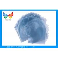 Wholesale Plastic PVC Heat Shrinkable Film Rolls For Glass Bottle Labels from china suppliers