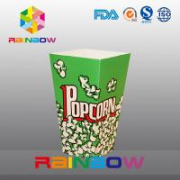 Wholesale Unique Design Customized Paper Bags , America Popcorn Paper Bags from china suppliers