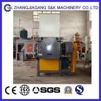 Wholesale 45KW WT320 One Shaft  Wood Crusher Machine For Tree Trunk  Screen from china suppliers