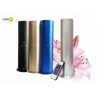 Quality Desktop Japan air pump super silent silver aluminum Scent Delivery System Diffuser for sale