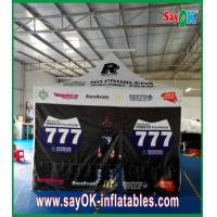 Wholesale 3 Side Walls Gazebo Replacement Canopy For Promotion 210D Oxford Cloth from china suppliers