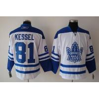Wholesale Toronto Maple Leafs # 81 Kessel white from china suppliers