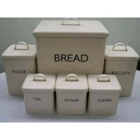 Wholesale Set of 6 Bread Boxes (SUN-011) from china suppliers
