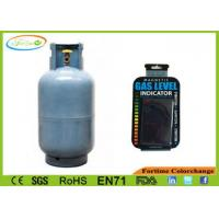 Wholesale Customized Magnetic Gas Bottle Level Indicator Propane Caravan Camping BBQ Heating from china suppliers