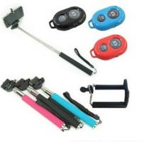 Wholesale Mobile Phone Monopod with remote shutter, Colorful Selfie Monopod, Monopod Smartphone from china suppliers