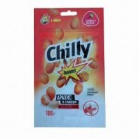 Wholesale Snack Standup Pouches with Zip-lock from china suppliers