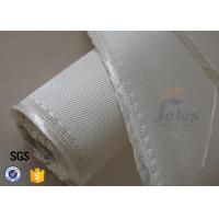 Wholesale 1200gsm 1.3mm Fiberglass Fabric High Silica Cloth For Welding Blanket from china suppliers