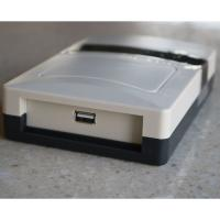 Wholesale Excellent RFID Desktop Reader , Mini Credit Card Barcode Reader Writer from china suppliers