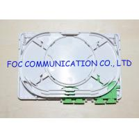 Wholesale Fiber Optic Patch Panel 4 Port Fiber Terminal Box Full Loaded With Adapters and Pigtails from china suppliers